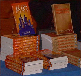Doug Ingold's novels, In The Big City and Henderson Memories